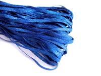 Тесьма 5мм (цвет синий)