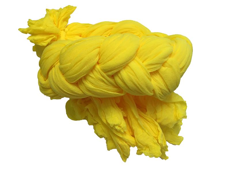 Капрон 70-120см (цв. лимонный)