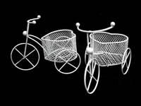 Велосипед декоративный (металл) 9см х 11см