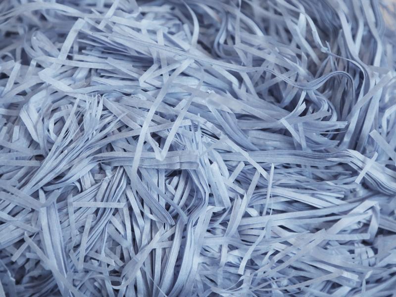 Бумажный наполнитель (цв.св.фиолетовый) тишью