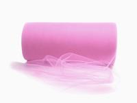 Фатин 15см x 25ярдов (цв.светло-розовый)