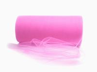 Фатин 15см x 25ярдов (цв.темно-розовый)