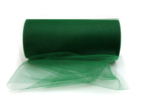 Фатин 15см x 25ярдов (цв. т.зеленый)