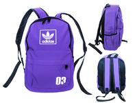 Рюкзак (цв.фиолетовый) 25х40см