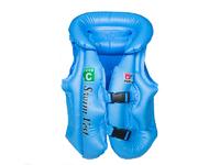 Жилет для плавания (цв. синий) С