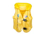 Жилет для плавания (цв. желтый) В