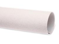 Фоамиран глиттерный 2мм (на клеевой основе) белый
