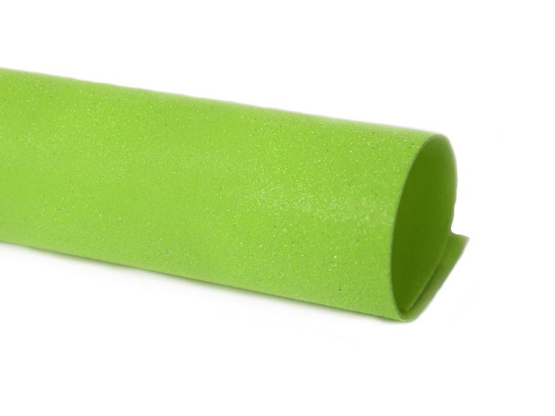 Фоамиран глиттерный (кварц) 1.5мм (20/30см)