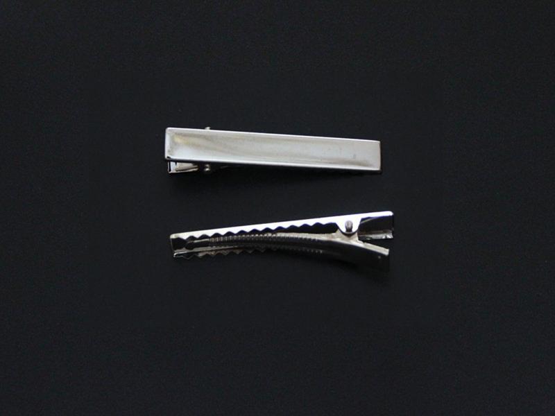 Заколка-основа (металл) 4см