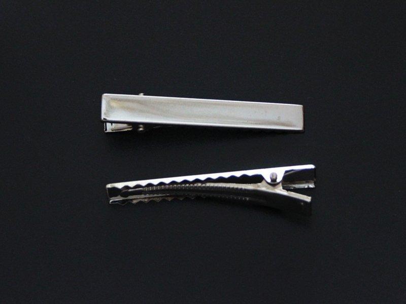 Заколка-основа (металл) 4,5см