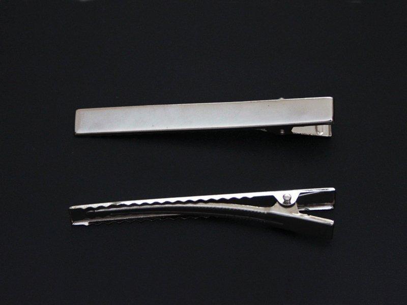 Заколка-основа (металл) 7,5см