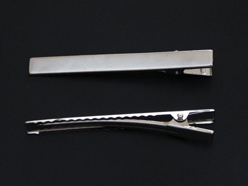 Заколка-основа (металл) 9,5см