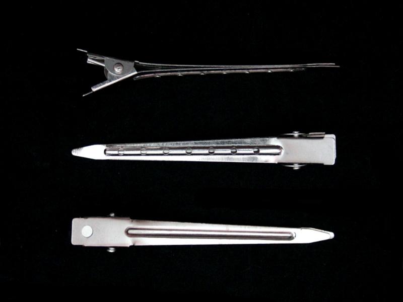 Заколка-основа (металл) 7см