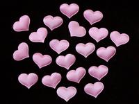 Патчи ткань 33мм (цв.розовый)