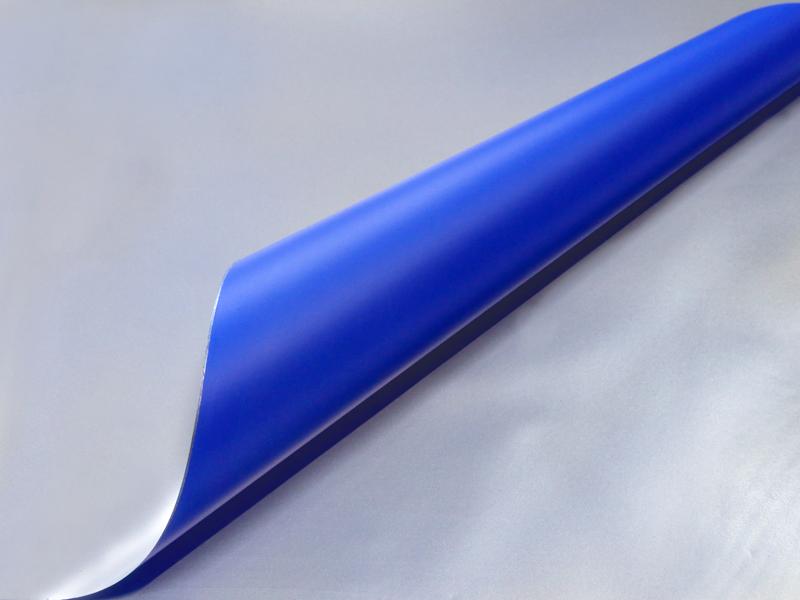 Пленка для цветов матовая двухсторонняя 58х58см