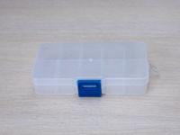 Коробочка пластиковая для мелочей 7см х 13см