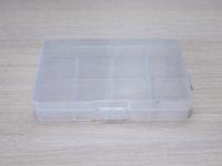 Коробочка пластиковая для мелочей 10см х 14см