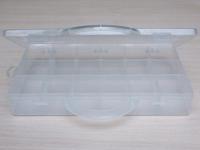 Коробочка пластиковая для мелочей 16см х 32см