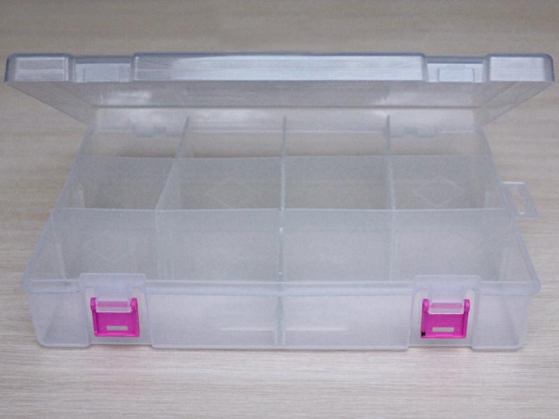 Коробочка пластиковая для мелочей 20см х 30см