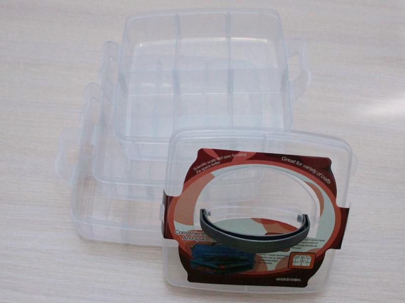 Набор-трансформер для мелочей 15см х 15см х12см