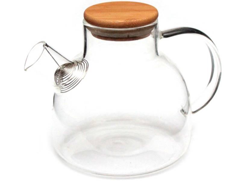 Заварочный чайник со спиралью 900мл