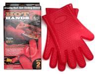 Термостойкие силиконовые перчатки Hot Hands