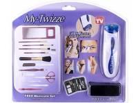 Эпилятор Wizzit + маникюрный набор