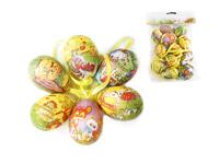 Яйца пасхальные (пенопластовые) 4см