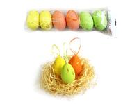 Яйца пасхальные (пенопластовые) 7см