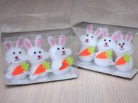 Кролики пасхальные 5см