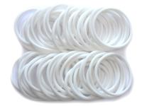 Резинки для волос каучук 45мм