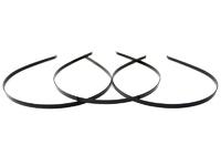 Ободок-основа металл (черные) 5мм