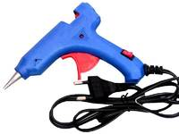 Термоклеевой пистолет (20ватт) 7мм (без упаковки)