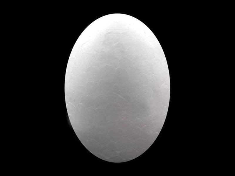 Яйцо из пенопласта 80мм
