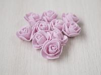 Цветы из фоамирана(цв. св. розовый) 3,5см