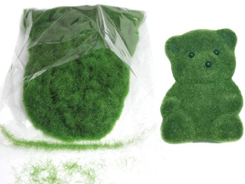 Флок 2-3мм (искусственная трава)