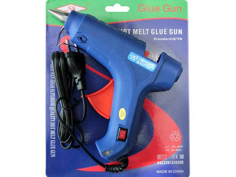 Клеевой пистолет (диаметр стержня11мм)