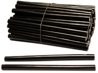 Термоклей-черный(Китай) 11мм*18см (уп. 1кг)