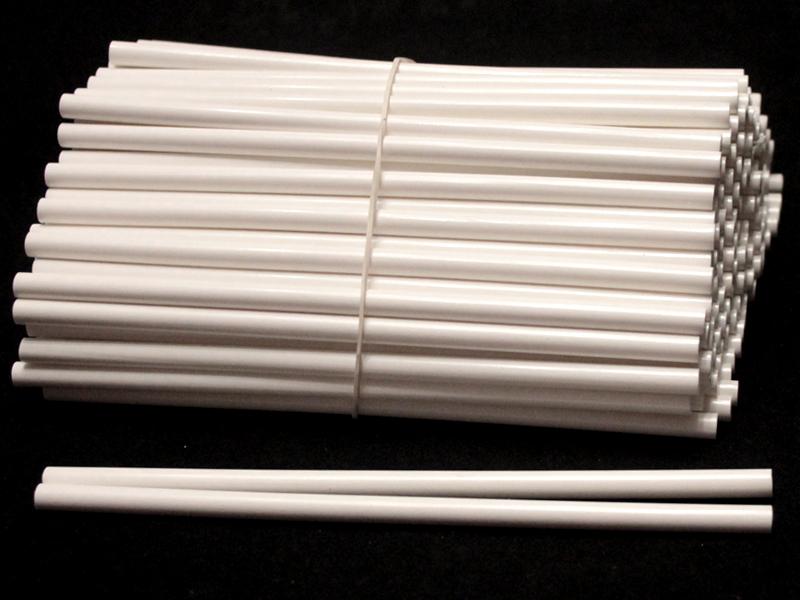 Термоклей-белый(Китай) 7мм*18см (уп. 1кг)