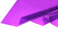 Пленка прозрачная-цветная 70х50см