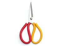 Ножницы стальные технологические 22см