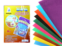 Бумага цветная с эффектом песка