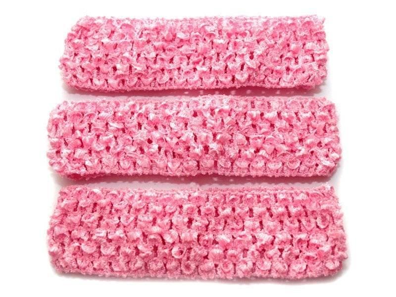 Повязки (основа) 4.5см (цв. розовый)