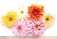 Цветок-заколка (краб)