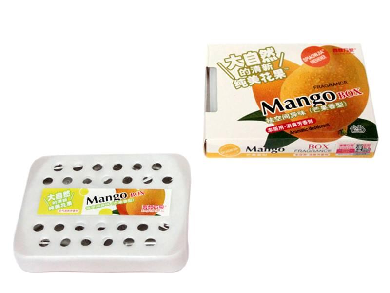 Ароматизатор автомобильный гелевый 230гр (манго)