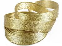 Лента парча золото(ширина 12мм)